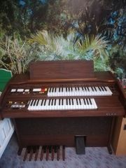 Orgel 2-manualig
