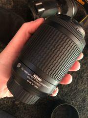Nikon Objektiv AF-S Nikkor 55-200