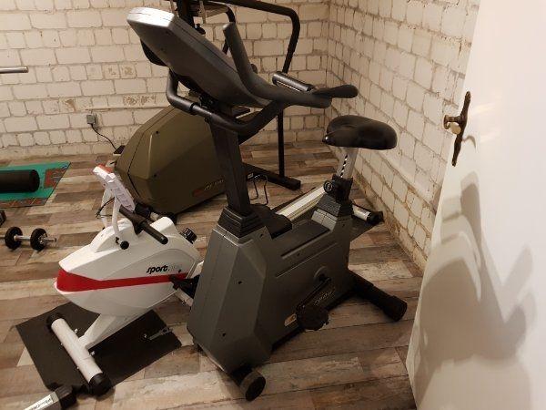 Ergometer Fitnessbike Johnson C7000