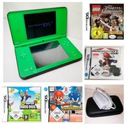 Nintendo DSi XL grün 4