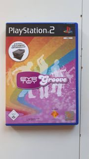 EyeToy Groove PlayStation 2 PS2
