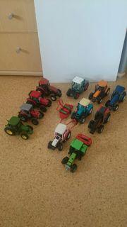 Siku Ertl Britains Traktoren