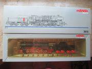 Märklin h0 3615 Dampflokomotive BR