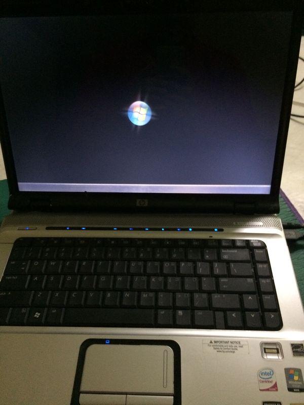 HP Pavillon Entertainment Laptop
