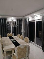 Tisch mit stühle Glamour modern