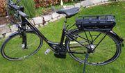 Hercules Trecking-Bike Pedelec Typ Roberta