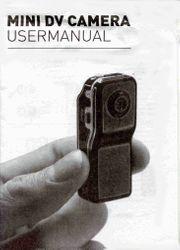 Mini DV - Pro Spion - Kamera