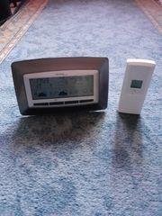 Digitale Wetterstation mit Außensensor 3