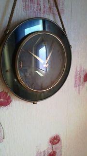 alte Uhr antike Uhr Wanduhr