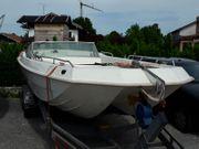 Motorboot Angelo Molinari 2Kieler