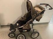 Kinderwagen TFK Joggster 3 Babywanne