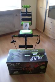 SWINGMAXX Body Fitnesstrainer 6in1 Heimtrainer