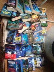 Büchersammlung von Clive Cussler