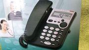 Telefon Hörgeäte Kompatible Audioline TEL