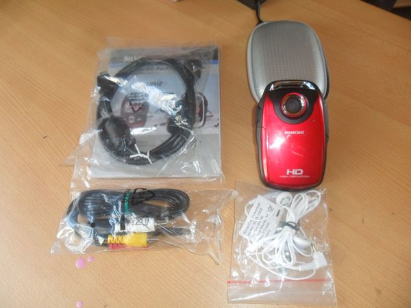 Neu SilverCrest Digitaler HD Pocket Camcorder