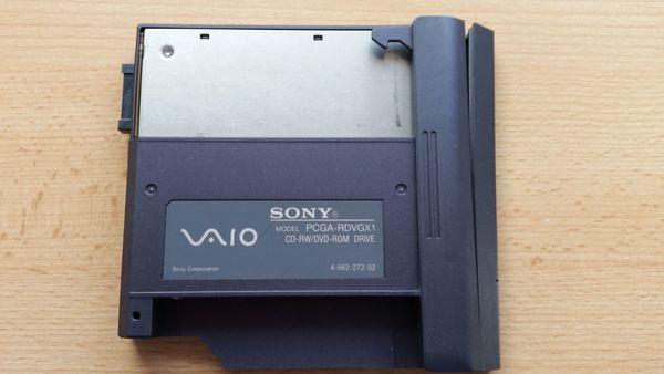 Gebrauchtes DVD-Laufwerk Sony Vaio PCGA-RDVGX1