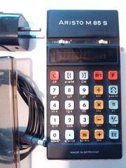 Taschenrechner Aristo M 85S