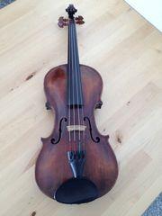 Alte Violine Handgemacht