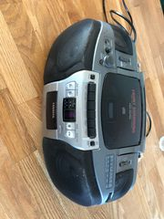 Kasettenrekorder CD Player Radio