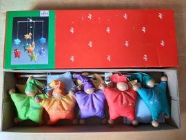 Wunderschönes Mobilé aus Naturholz und: Kleinanzeigen aus Bensheim - Rubrik Holzspielzeug