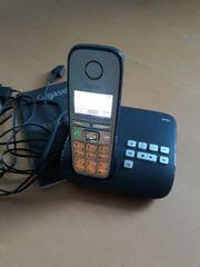 GIGASET E310A TELEFON MIT ANRUFBEANTWORTER