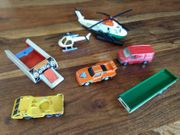 Matchbox Autos Helikopter Trickshifter Konvolut