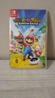 Mario Rabbids Kingdom Battle für