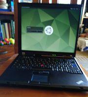 Notebook Lenovo Thinkpad T 61