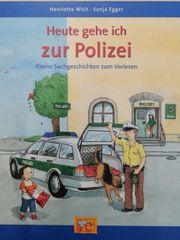 Bilderbuch Polizei