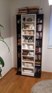 verkaufen Bücherregal Mahagoni Weiß