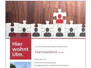 Teamassistent m w d