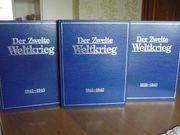 3 Bücher 2 Weltkrieg 1939-