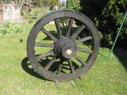 Dekoratives WAGENRAD 90 cm Durchmesser