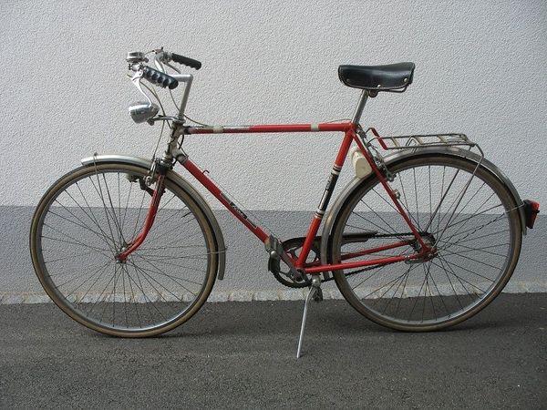 Vintage Fahrrad von Rixe mit Sachs Dreigangschaltung 28 Zoll