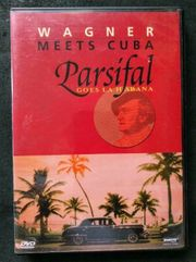 DVD Wagner meets Cuba Parsifal