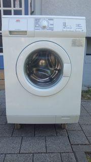 Waschmaschine von AEG Lfg möglich
