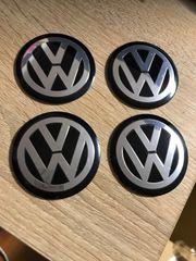 VW Felgendeckel Aufkleber 56mm Nabendeckel