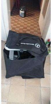 Mercedes Fahrradträger für die Anhängerkupplung