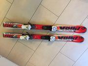 Ski Völkl racetiger junior rot