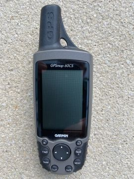 Outdoor - NAVIGATION GARMIN GPSmap 60cs
