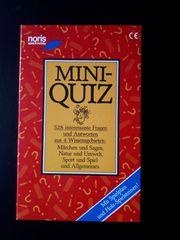 Spiel Mini - Quiz von Noris