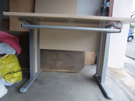 Büromöbel - Schreibtisch RIO 2 mit Auszug