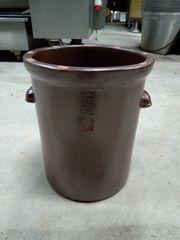 Tongefäß 40 Liter