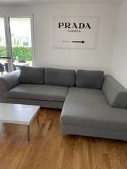 Couch mit Bettfunktion Stauraum