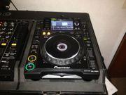 Pioneer DJ Set 2000er cdj