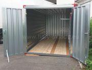 Lagerung Stauraum 5m