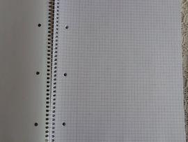 Büromaterial - Ringbuchblock 2 Stück NEU je