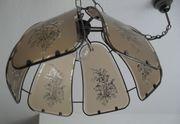Wohnzimmerlampe getönt