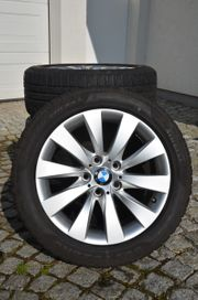 4 Original BMW Alufelgen V
