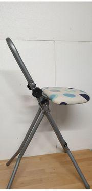 Bügel-Stehhilfe -Stuhl -Sitz Klappbar